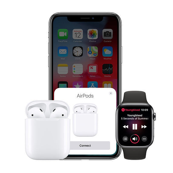 Airpods Wireless Earbuds and Charging Case