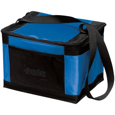 Hustle Until - Port Authority 12-Pack Cooler