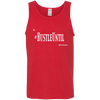 Hustle Until - Gildan Cotton Tank Top 5.3 oz.-T-Shirts-And 1 For All