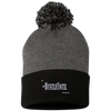 Hustle Until - Sportsman Pom Pom Knit Cap