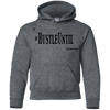 Hustle Until - Gildan Youth Pullover Hoodie