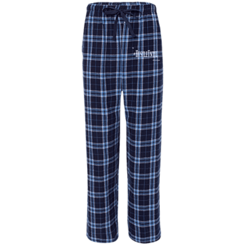 Hustle Until - Boxercraft Youth Flannel Pants