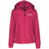 Hustle Until - Sport-Tek Ladies' Jersey-Lined Hooded Windbreaker