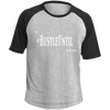 Hustle Until - Sport-Tek SS Colorblock Raglan Jersey