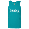 Hustle Until - Next Level Men's Cotton Tank