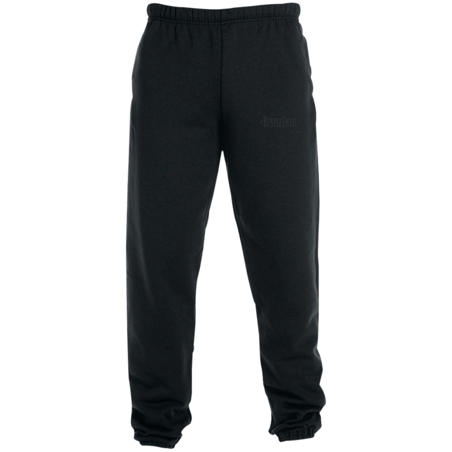 Hustle Until - Jerzees Sweatpants with Pockets