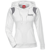Hustle Until - Team 365 Ladies' Colorblock Poly Hoodie