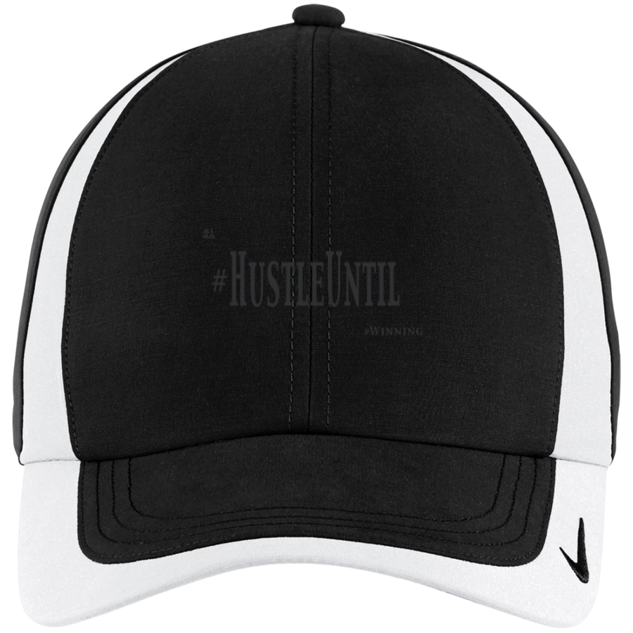 Hustle Until - Nike Colorblock Cap