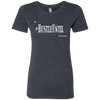 Hustle Until - Next Level Ladies' Triblend T-Shirt