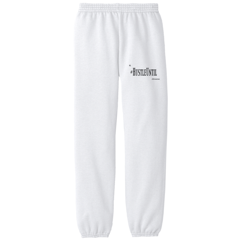 Hustle Until - Port & Co. Youth Fleece Pants