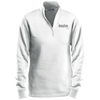 Hustle Until - Sport-Tek Ladies' 1/4 Zip Sweatshirt