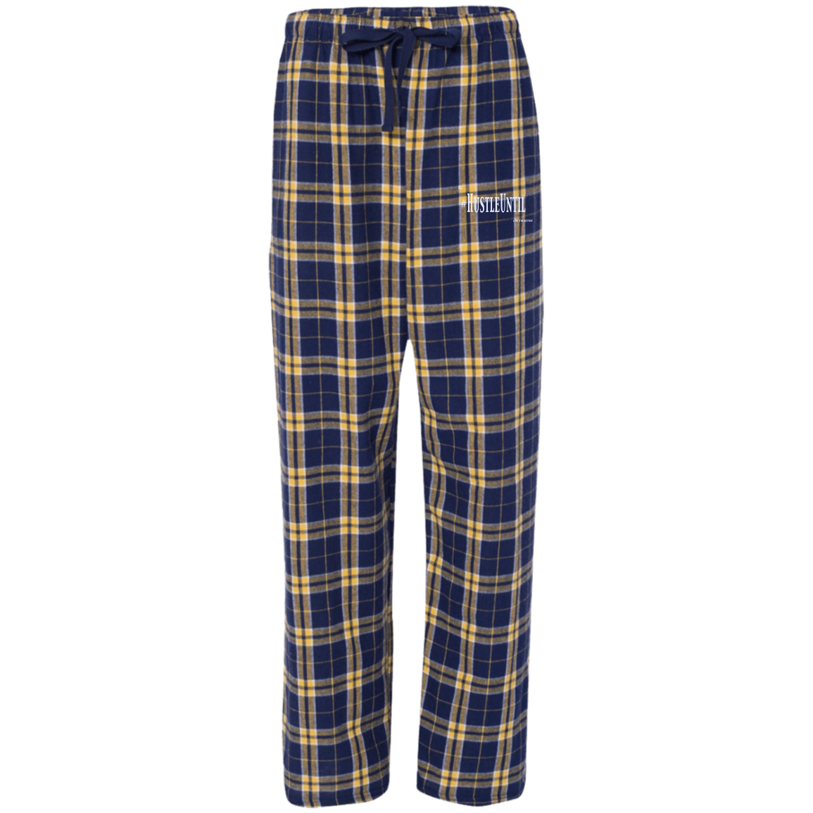 Hustle Until - Boxercraft Unisex Flannel Pants