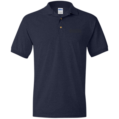 Hustle Until - Gildan Youth Jersey Polo