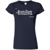 Hustle Until - Gildan Softstyle Ladies' T-Shirt-T-Shirts-And 1 For All