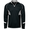 Hustle Until - Holloway 1/4 Zip Polyester Pullover with Camo Inserts