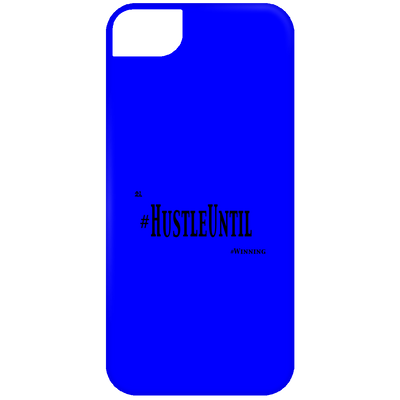 HUSTLE UNTIL - iPhone 5 Case