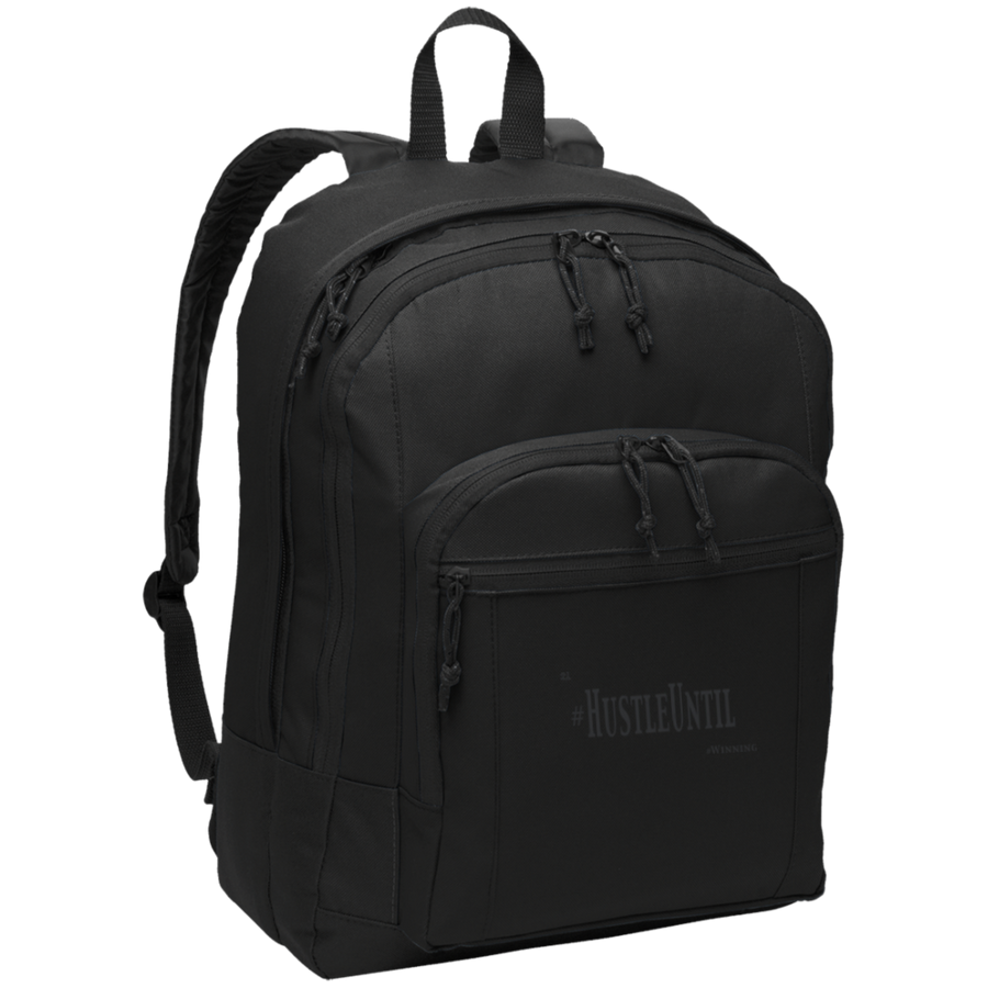 Hustle Until - Port Authority Basic Backpack