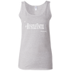 Hustle Until - Gildan Ladies' Softstyle Fitted Tank