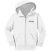 Hustle Until - Precious Cargo Toddler Full Zip Hoodie