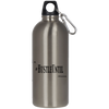 Hustle Until - Stainless Steel Water Bottle-Drinkware-And 1 For All
