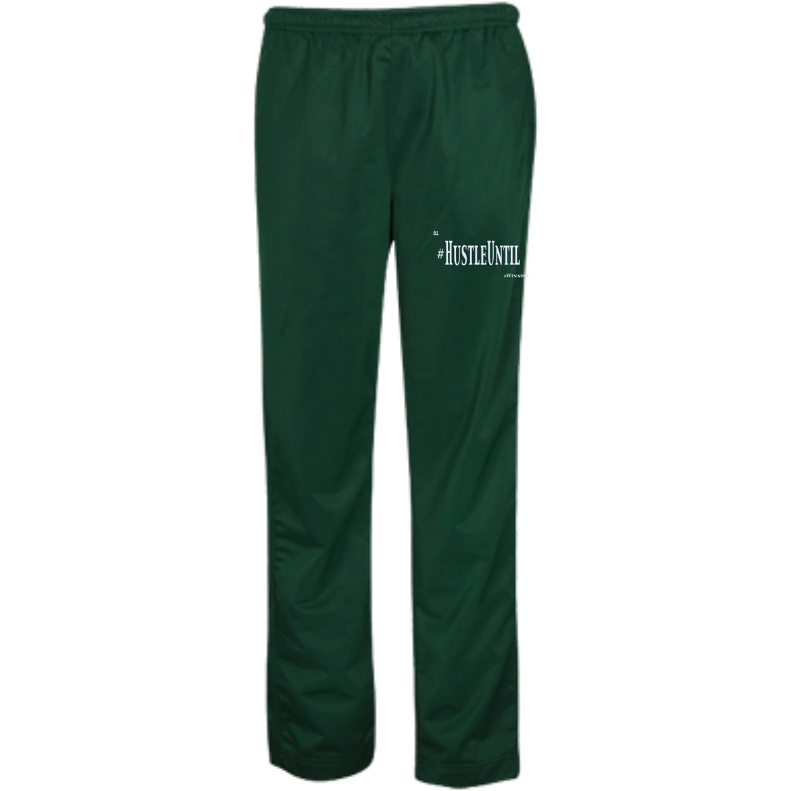 Hustle Until - Sport-Tek Youth Warm-Up Track Pants