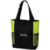Hustle Until - Port Authority Colorblock Zipper Tote Bag