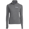 Hustle Until - Sport-Tek Women's 1/2 Zip Performance Pullover