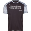 Hustle Until - Sport-Tek Youth CamoHex Colorblock T-Shirt-T-Shirts-And 1 For All
