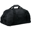 Hustle Until - Port & Co. Basic Large-Sized Duffel Bag