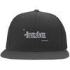 Hustle Until - Yupoong Flat Bill Twill Flexfit Cap