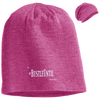 Hustle Until - District Slouch Beanie