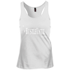 Hustle Until - District Junior's Racerback Tank Top