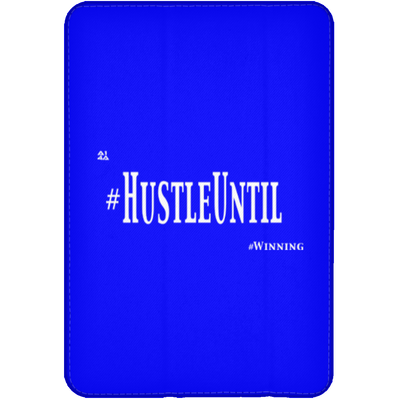HUSTLE UNTIL - iPad Mini Flip Case