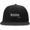 Hustle Until - Sport-Tek Flat Bill High-Profile Snapback Hat