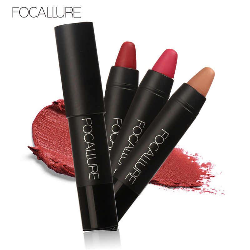 FOCALLURE Matte Lipstick - Waterproof