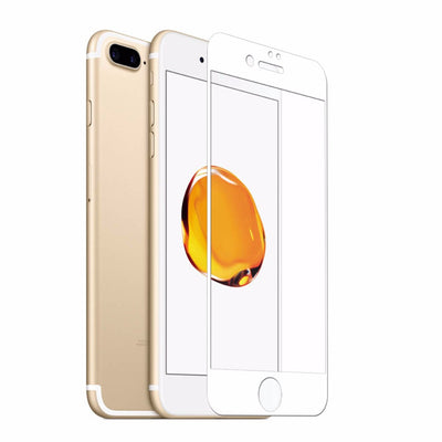 Apple iPhone 7/6/6S Plus 3D Tempered Glass Film - Full Screen Protective Guard-Accessories-And 1 For All