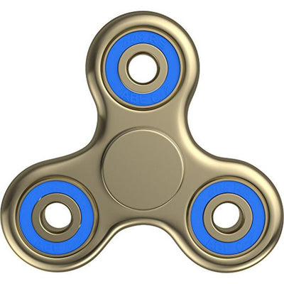 The Original Anti-Anxiety 360 Tri-Fidget Spinner: (EDC) Best Focus/Stress Reducer-Spinning Tops-And 1 For All