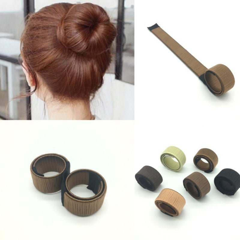 Magic DIY  French Twist Hair Bun Maker