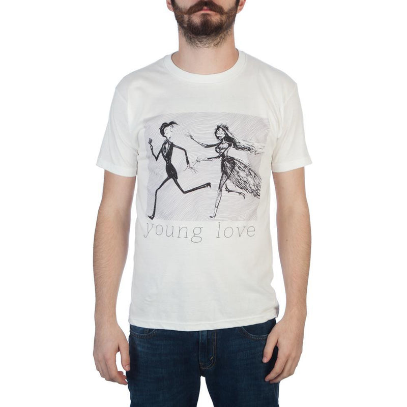 Corpse Bride Young Love Mens W T-Shirt