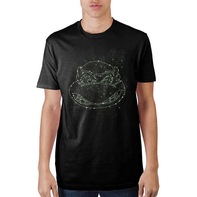 Teenage Mutant Ninja Turtles  Green Constelations T-Shirt