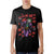 Joker Ha Ha Ha Mens Black T-Shirt