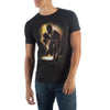 Flash Running Black T-Shirt