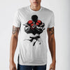 Street Fighter Mens White T-Shirt