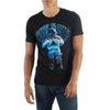 Pink Floyd Mens Black Soft Han T-Shirt
