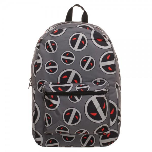 Marvel Deadpool X-Force Sublimated Backpack - Free Shipping