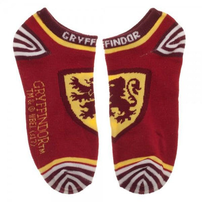 Harry Potter Crests 4PK Juniors Ankle Socks