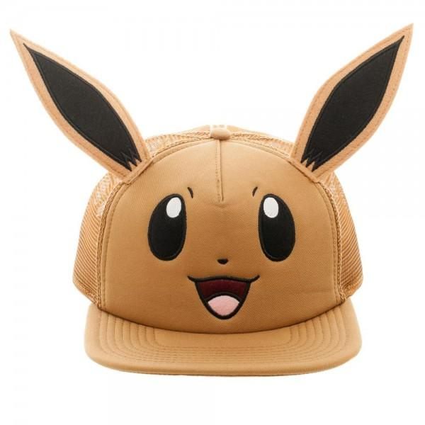 Pokemon Eevee Big Face Trucker