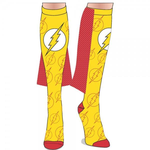 DCO-Flash Lame Cape Knee High Socks