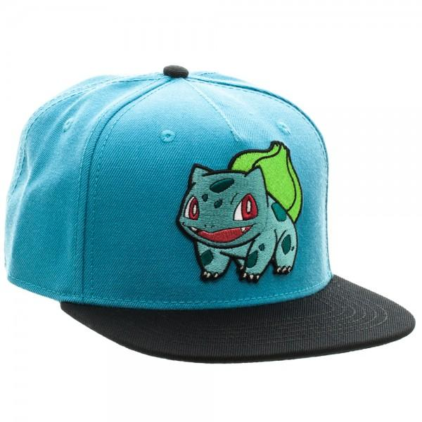 Pokemon Bulbasaur Color Block Snapback