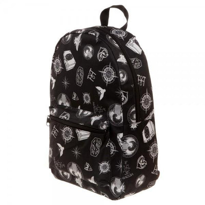 Fantastic Beasts Sublimated Backpack - Free Shipping